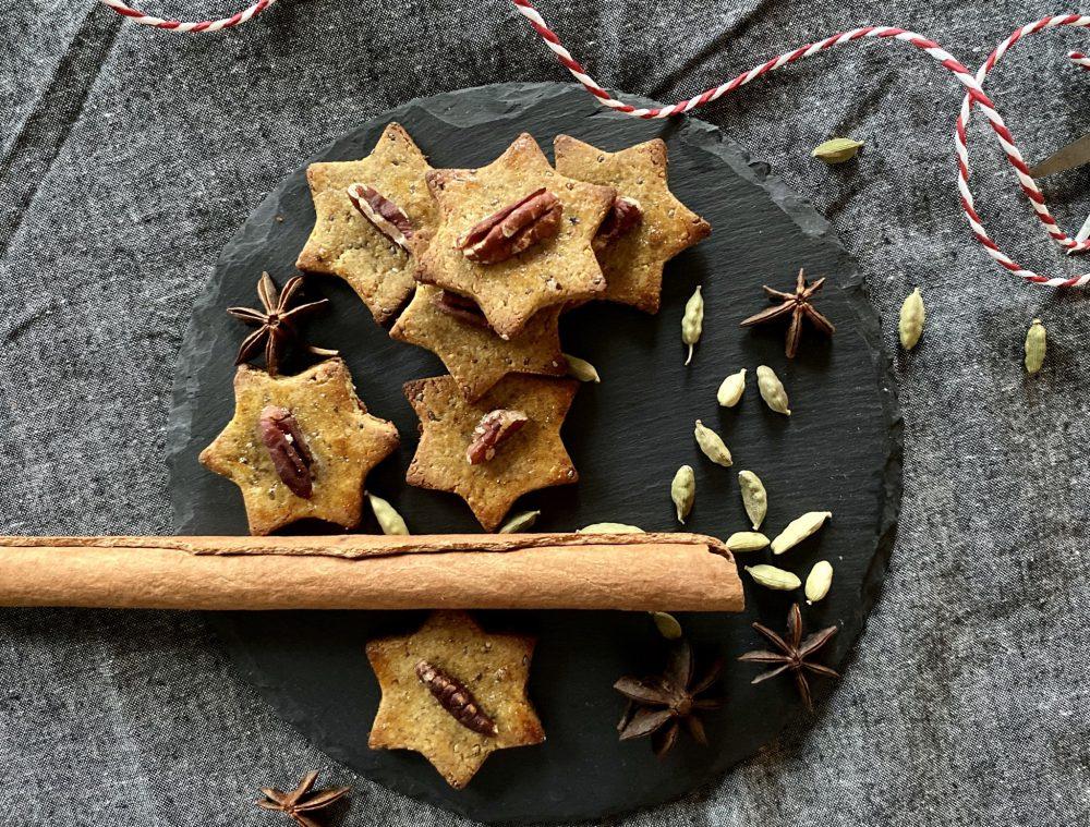 ayurvedische Chai-Sterne