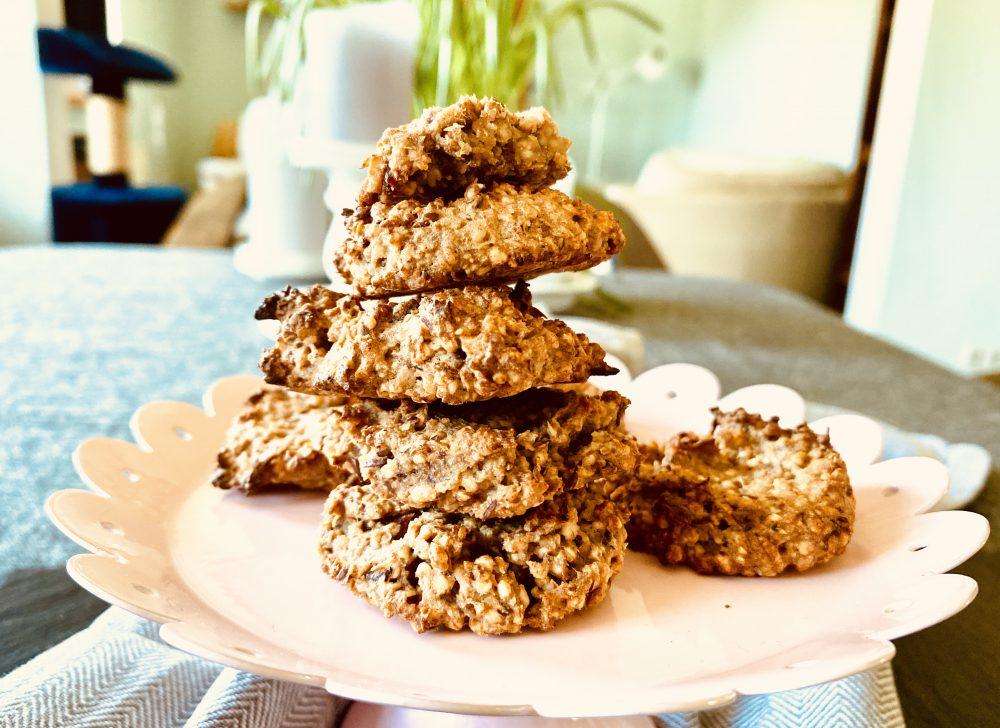 Cookies mit Hafer
